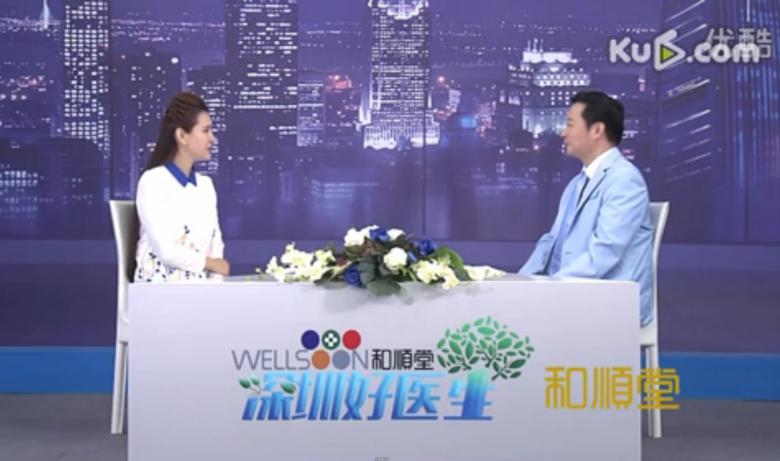 """2015年,荣获""""深圳好医生""""称号。"""