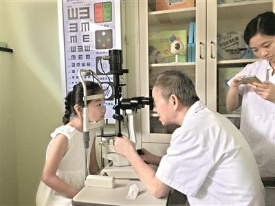 【广州日报】深圳中小学生近半视力不良